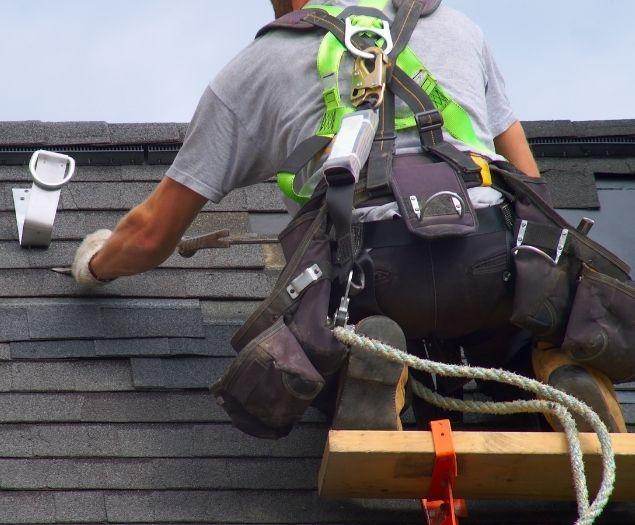 Insurance Repair Roofer